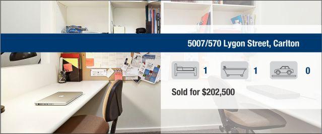 5007/570 Lygon Street, Carlton
