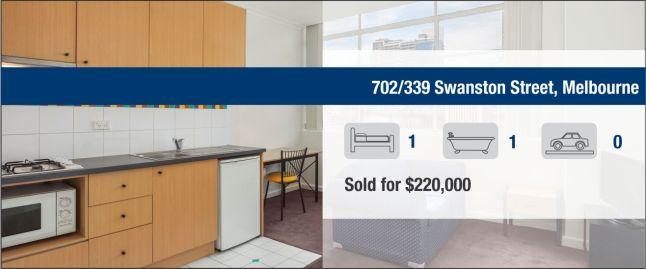 702/ 339 Swanston Street, Melbourne