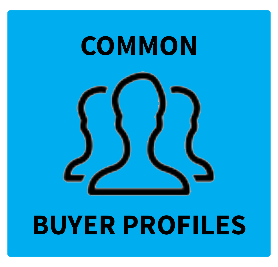 common-buyer-profiles